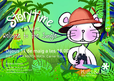 Welcome to the Jungle Storytime